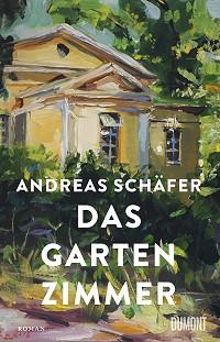 Das Gartenzimmer, Buchcover