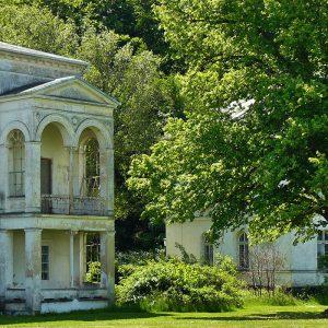 Klassizistische Villa, Heilligendamm