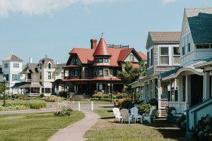 Das Sommerhaus erinnerte Lincolns Mutter an bessere Zeiten