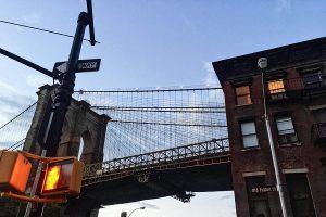 Die Ecksteins leben in Williamsburg, Brooklyn, New York.