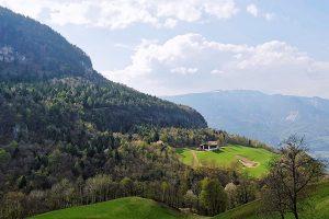 Der Innerleit ist der höchst gelegene Hof im Tal