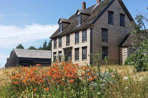 Das Olson House in Cushing, Maine