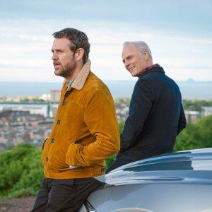 Serie - Guilt - Drehort Edinburgh und Glasgow