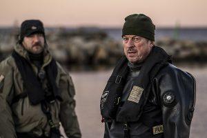 The Investigation, Drehort Öresund