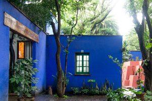 Das Leben ist ein Fest: Frida Kahlos Wohnhaus